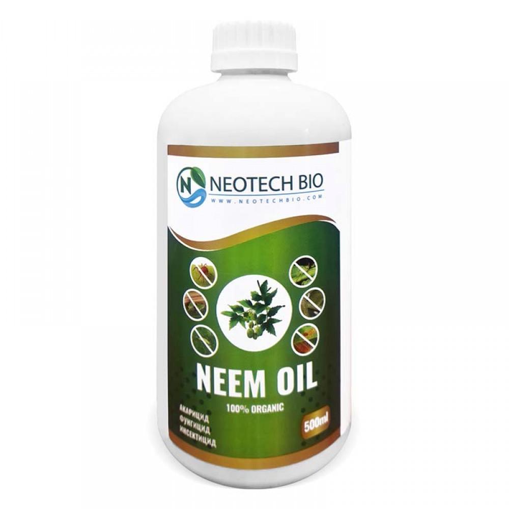 NEEM OIL - 0.5 л
