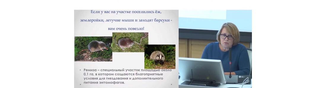 Елена Суркова — выступления в Зарядье (октябрь 2019 г) часть 5